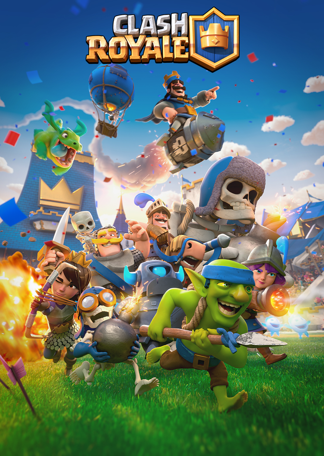 Clash Royale's cover
