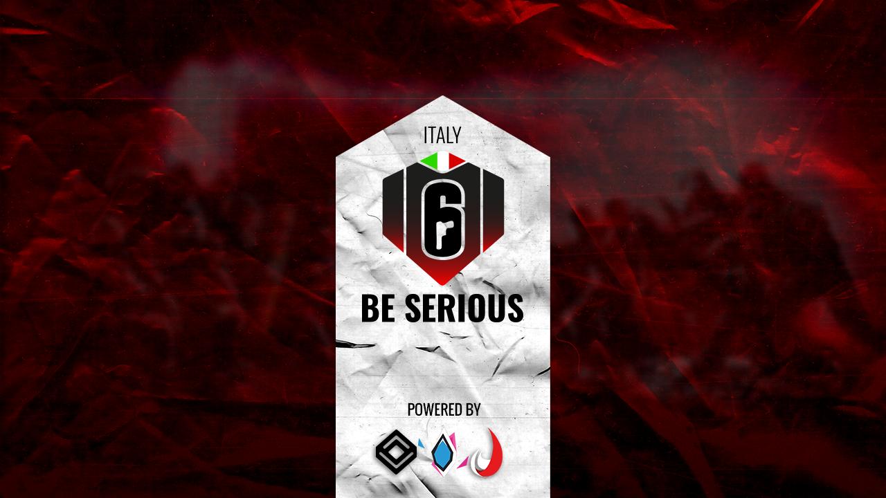 Rainbow Six: Siege - Qualificazione Campionato Be Serious's thumbnail